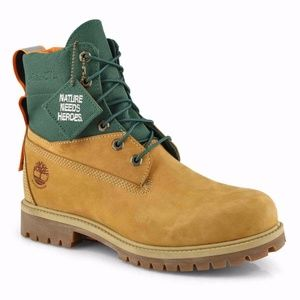 Timberland Limited Premium 6 In. Treadlight WP Sz9